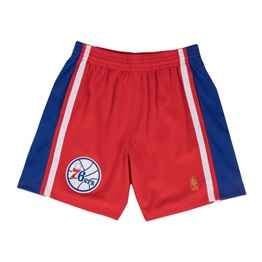 Mitchell & Ness NBA Swingman Shorts Philadelphia 76ers 96-97