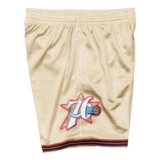 Mitchell & Ness NBA Swingman Shorts Philadelphia 76ers 97-98