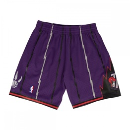 Mitchell & Ness NBA Swingman Shorts Toronto Raptors 98-99