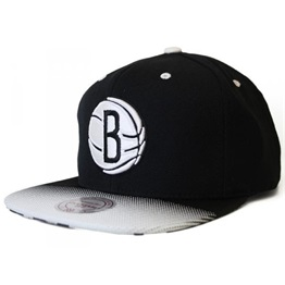 Mitchell & Ness Stop On A Dime Snapback Brooklyn Nets