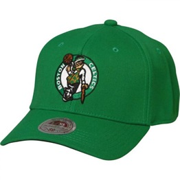 Mitchell and Ness Boston Celtics Fan Stretch Fit Cap
