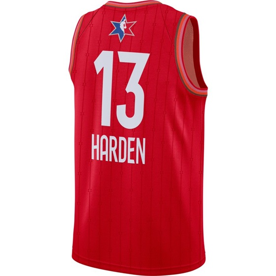 NBA X JORDAN JAMES HARDEN ALL-STAR EDITION JERSEY