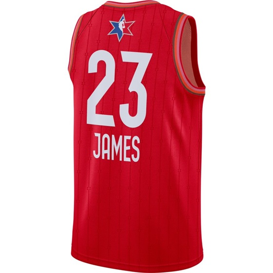 NBA X JORDAN LEBRON JAMES ALL-STAR EDITION JERSEY