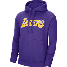 NBA X JORDAN LOS ANGELES LAKERS PO FLC ES STMT