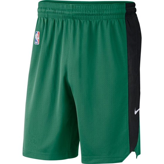 NBA X NIKE BOSTON CELTICS PRACTICE SHORT