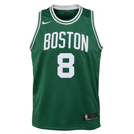 NBA X NIKE KIDS BOSTON CELTICS WALKER ICON SWINGMAN JERSEY