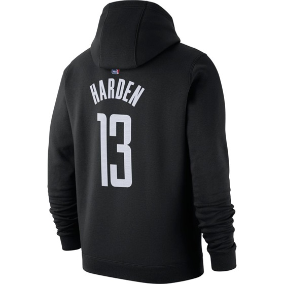 NBA X NIKE JAMES HARDEN HOUSTON ROCKETS HOODY