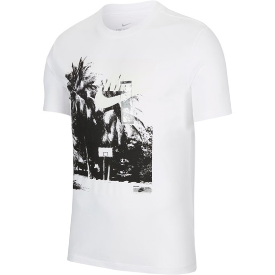 NIKE BEACH BASKETBALL TEE