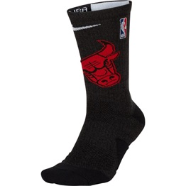 NIKE CHICAGO BULLS ELITE SOCKS