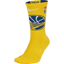 NIKE GOLDEN STATE WARRIORS ELITE SOCKS