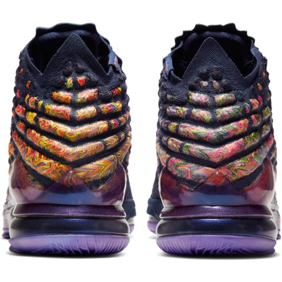 NIKE LEBRON XVII MONSTARS