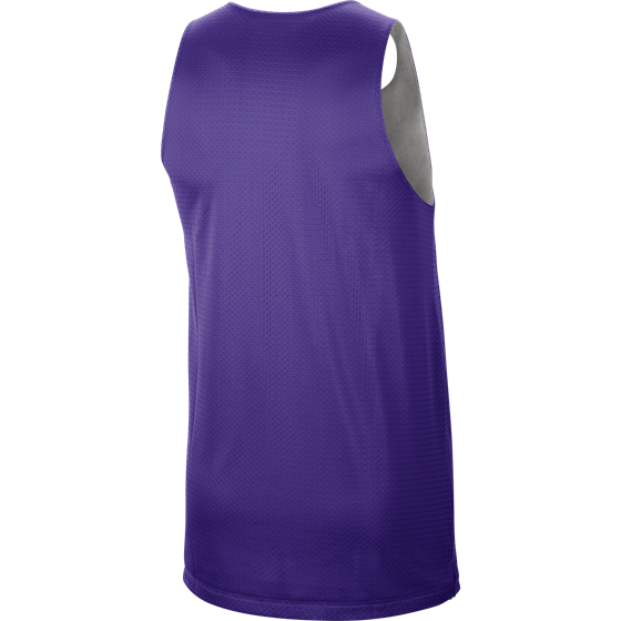 NIKE LOS ANGELES LAKERS STANDARD ISSUE TANK