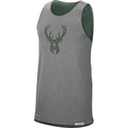 NIKE MILWAUKEE BUCKS STANDARD ISSUE TANK