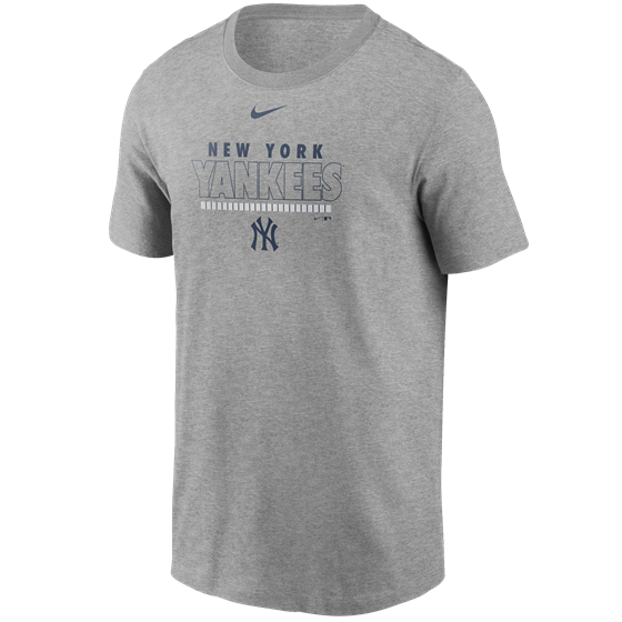 NIKE NEW YORK YANKEES COLOR BAR T-SHIRT