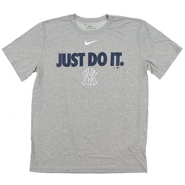 NIKE NEW YORK YANKEES TEAM JUST DO IT LEGEND T-SHIRT