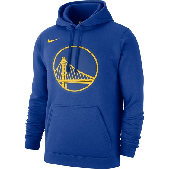 NIKE X NBA GOLDEN STATE WARRIORS DRI-FIT HOODY