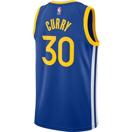 NIKE X NBA STEPHEN CURRY GOLDEN STATE WARRIORS SWINGMAN JERSEY ICON 20
