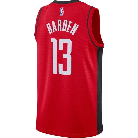 NIKE X NBA HOUSTON ROCKETS JAMES HARDEN SWINGMAN JERSEY