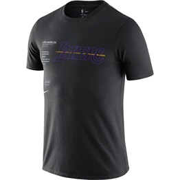NIKE X NBA LOS ANGELES LAKERS COURTSIDE TEE