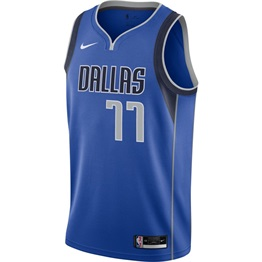 NIKE X NBA LUKA DONCIC DALLAS MAVERICKS SWINGMAN JERSEY