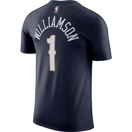 NIKE X NBA ZION WILLIAMSON NEW ORLEANS PELICANS TEE