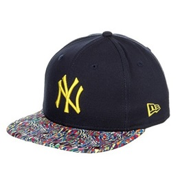 New Era Biggie Visor Cap New York Yankees