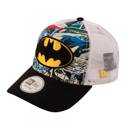 New Era Comic Truck Batman Cap