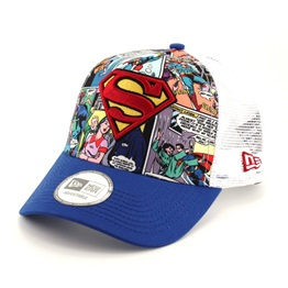 New Era Comic Truck Superman Cap