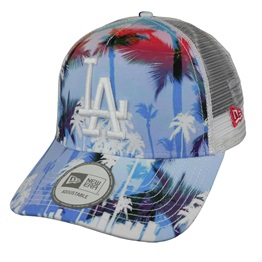 New Era Miami Vibe Truck Cap Los Angeles Dodgers