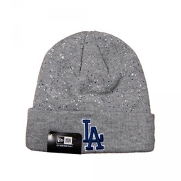 New Era Speckle Crown Beanie Los Angeles Dodgers OTC