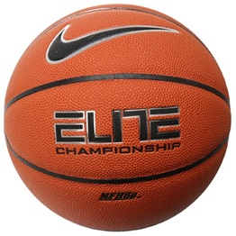 Nike Elite Championship 8P (6) ORANGE/BLACK
