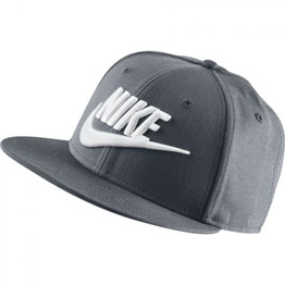 Nike Futura True Hat COOL GREY/COOL GREY/BLACK/WHITE