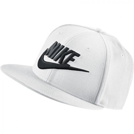 Nike Futura True Hat WHITE/WHITE/BLACK/BLACK