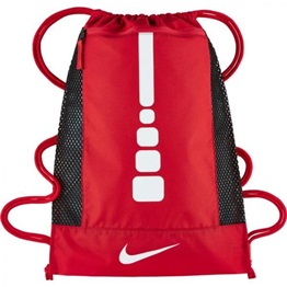 Nike Hoops Elite Basketball Gym Sack UNIVERSITY RED/UNIVERSITY RED/WHITE