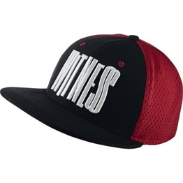 Nike Lebron Performance True Snapback UNIVERSITY RED/BLACK/WHITE