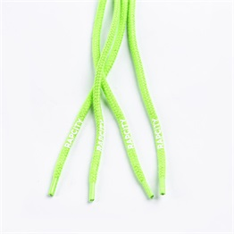 RAPCITY ROUND SHOELACES