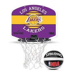 SPALDING LOS ANGELES LAKERS 2017 MINIBOARD
