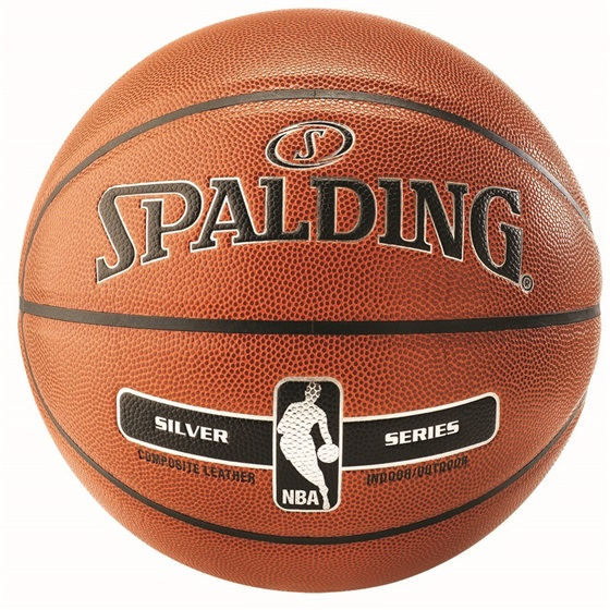 SPALDING NBA SILVER IN/OUT 2017