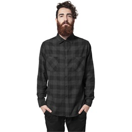 Urban Classics Checked Flanell Shirt